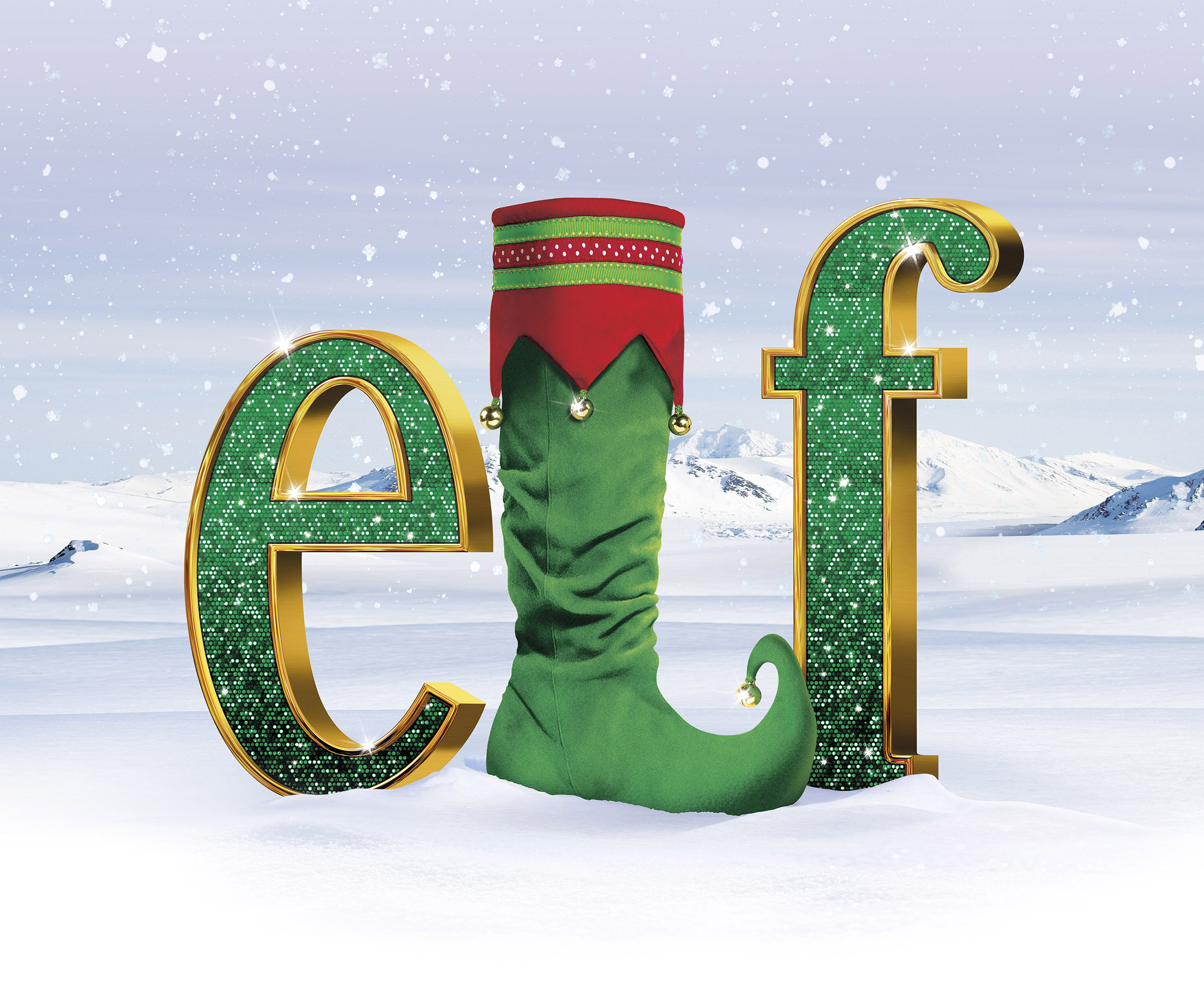 Elf The Musical Dominion Theatre Opens 24th Oct