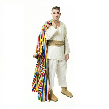 Joe McElderry is Joseph - Credit Mark Yeoman
