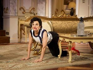 Lisa Maxwell as Judy Garland in End of the Rainbow. Pamela Raith Photography (10)