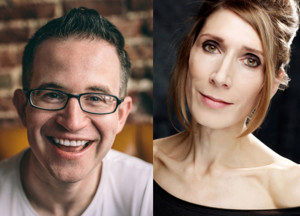 George Rae and Valerie Cutko
