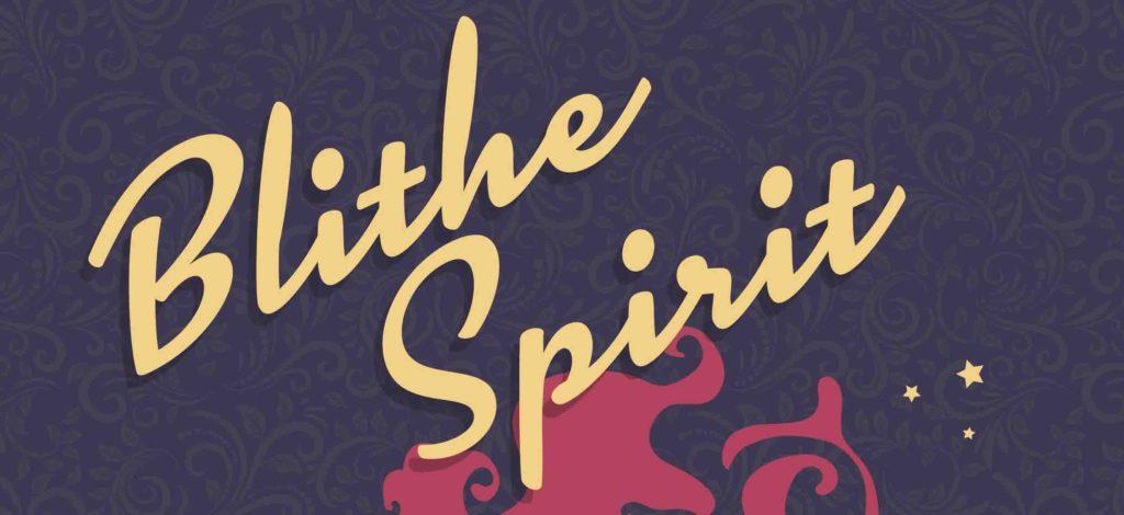 Blithe Spirit Logo Trimmed