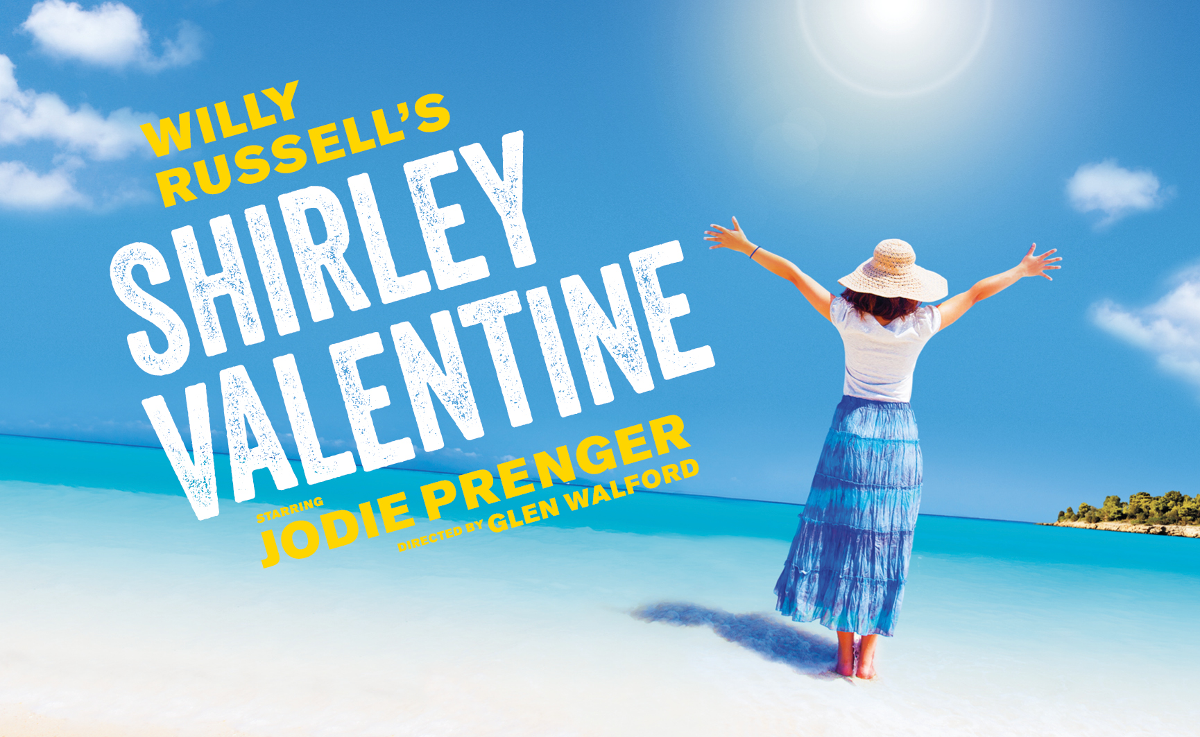 Shirley Valentine | Tour | Review